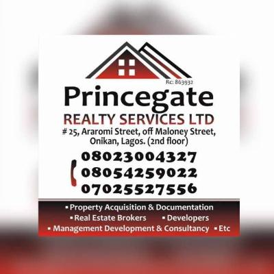 Princegate Realty Services limited