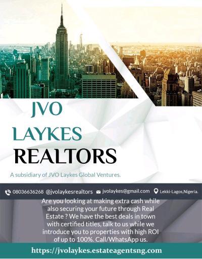 JVO LAYKES REALTORS