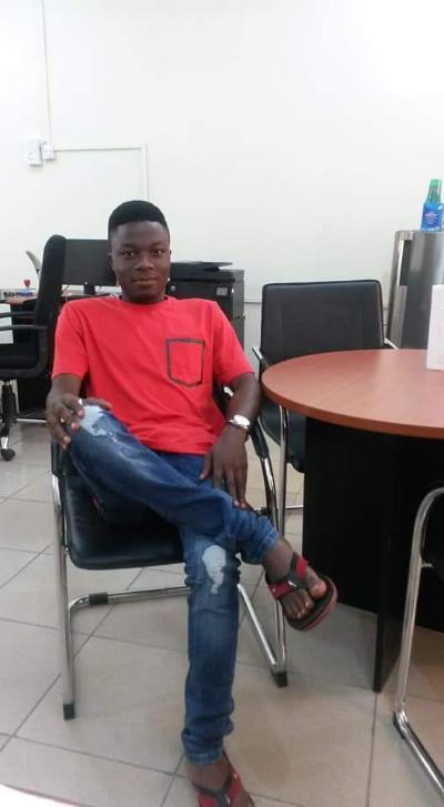 Adebogun Adedamola Samuel