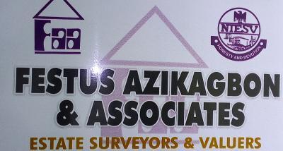 Festus Azikagbon & Associates