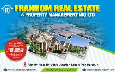 Frandom Real Estate And Property Management Nig Ltd