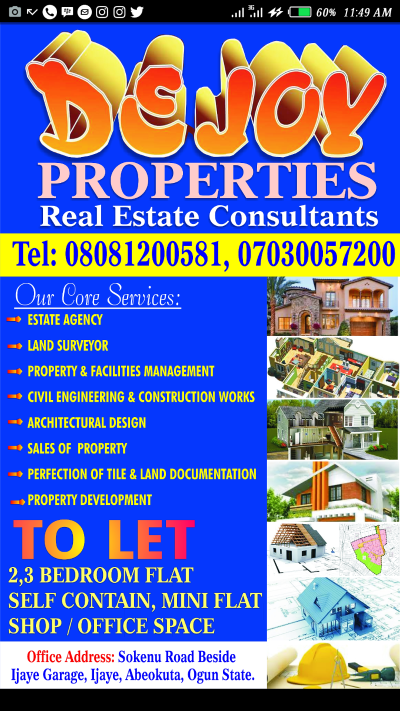 Dejoy Properties