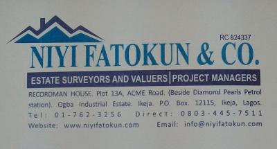 Niyi Fatokun & Co
