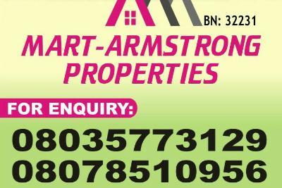 Mart-Armstrong Properties Ltd