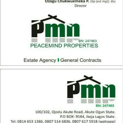 Peacemind properties