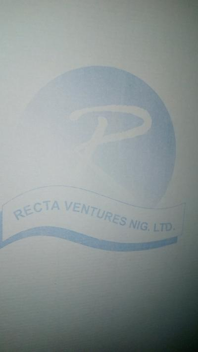 Recta Ventures Nig Ltd Abuja