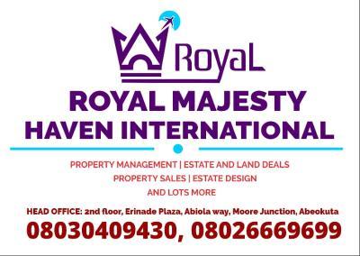 Royal Majesty Haven international