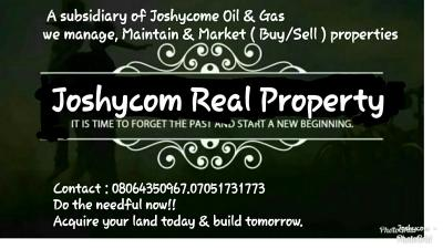 Joshycom real property