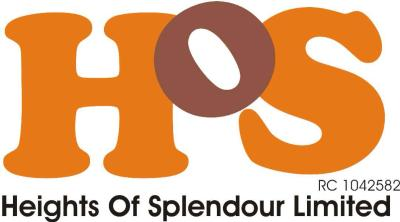 Heights of Splendour Ltd
