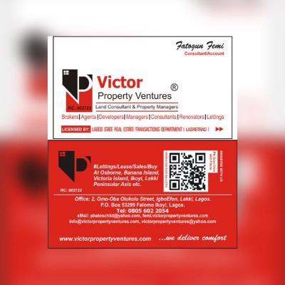 VICTOR PROPERTY VENTURES