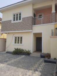 4 bedroom Semi Detached Duplex House for rent William st chevron Lekki Lagos