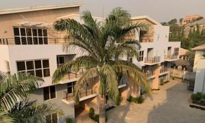 4 bedroom Terraced Duplex House for rent Kwame Nkrumah; Asokoro Abuja