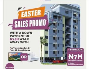 1 bedroom mini flat  Shared Apartment Flat / Apartment for sale Abijo Ajah Lagos