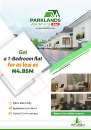 1 bedroom mini flat  Penthouse Flat / Apartment for sale Parkland Apartments, Jakande Estate isolo Bucknor Isolo Lagos