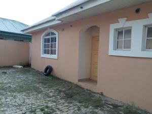 1 bedroom mini flat  Terraced Bungalow House
