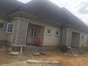 1 bedroom mini flat  Semi Detached Bungalow House for rent Akpasak Estate Uyo Akwa Ibom