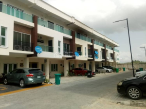 1 bedroom mini flat  Mini flat Flat / Apartment for rent Chevron Lekki Lagos