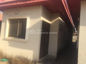 1 bedroom mini flat  Semi Detached Bungalow House for rent Trademoore Estate Airport Road Lugbe Abuja