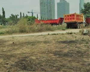 Land for sale Olusegun Obasanjo Way Central Area Abuja