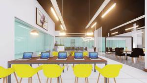 Workstation Co working space for rent  The City Mall Lagos Island Lagos Onikan Lagos Island Lagos