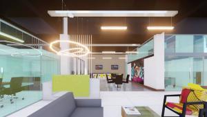 Workstation Co working space for rent  The City Mall Lagos Island Lagos Onikan Lagos Island Lagos