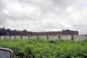 Land for sale Elesan Orchid Road, by 2 second toll gate Ikota Lekki Lagos