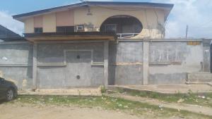 3 bedroom Blocks of Flats House for sale Oseni okota Street okota isolo Lagos  Okota Lagos