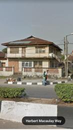 Blocks of Flats House for sale Along Hebert Macaulay Way, Alagomeji, Yaba. Alagomeji Yaba Lagos
