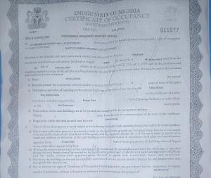 10 bedroom Commercial Land Land for sale Plot c/3 Emene Industrial Layout, Enugu  Enugu Enugu