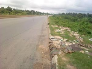 Commercial Land Land for sale Ibadan to Lagos express way  Ibadan Oyo