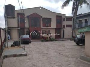 10 bedroom Blocks of Flats House for sale           Ago palace Okota Lagos