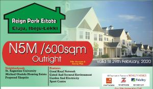 Residential Land Land for sale Eluju ibeju lekki Eleko Ibeju-Lekki Lagos
