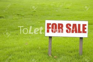 Land for sale Ideal for an estate, 4 plots from the express Lakowe Ajah Lagos