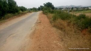 Land for sale Afon main road, Afon Asa Kwara