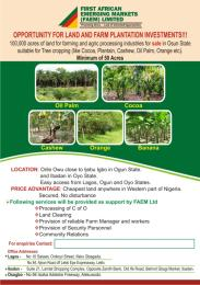Commercial Land Land for sale Aiyedade Osun