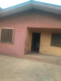 Detached Bungalow House for rent Kola olukotun street Ejigbo Ejigbo Lagos