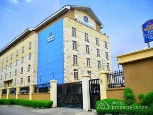 Hotel/Guest House Commercial Property for sale Ikeja Ikeja Lagos