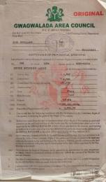 Mixed   Use Land Land for sale Gwagwalada Gwagwalada Abuja