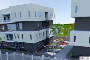 4 bedroom Terraced Duplex House for sale . Opebi Ikeja Lagos