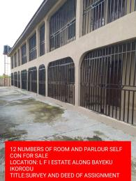 10 bedroom Blocks of Flats House for sale Igbogbo Ikorodu Lagos