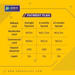 Event Centre Commercial Property for rent Amen Estate Phase 2 Eleko Ibeju-Lekki Lagos