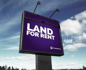 Land for rent Along Lagos-Ibadan expressway By Ogere Remo North Ogun