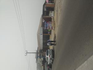 Commercial Land Land for sale Facing Addo road,Ajah lekki Lagos state  Ajah Lagos