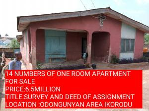 10 bedroom Detached Bungalow House for sale papa street Odongunyan Ikorodu Lagos