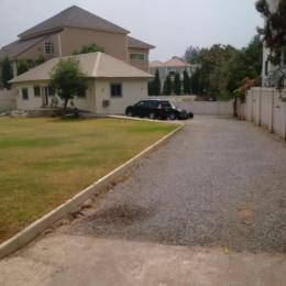 Land for sale Ontario Crescent  Maitama Phase 1 Abuja