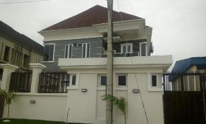 5 bedroom Detached Duplex House for sale By Chevron Drive; Lekki Expressway, chevron Lekki Lagos