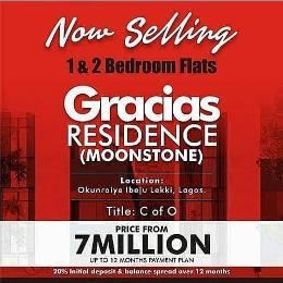 2 bedroom Shared Apartment Flat / Apartment for sale Okunraiye Ibeju-Lekki Lagos