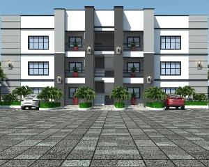 1 bedroom mini flat  Flat / Apartment for sale NYSC kubwa Karsana Abuja