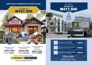 3 bedroom Terraced Bungalow House for sale Alafara Idishin Ibadan Oyo