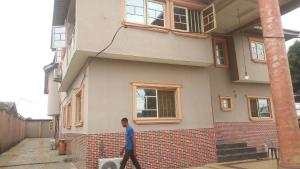 2 bedroom House for rent Ganiyu Street  Agric Ikorodu Lagos